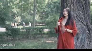 最新极品网红『北京天使』王动御用嫩模『捷哥』20年8月最新作品《隐秘的角落》公园全裸露出 高清1080P原版无水印